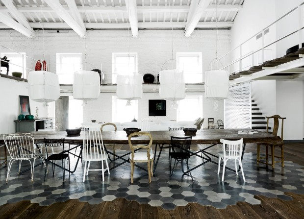Tavolo Classico Con Sedie Moderne Diverse Forum Arredamento It